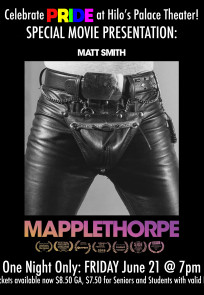 MAPPLETHORPE screening