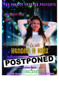 KENDRA POSTPONED