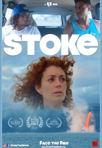 STOKE canvas Poster w laurels
