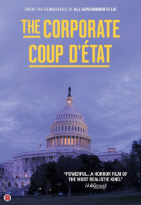 The corporate coup d'etat poster