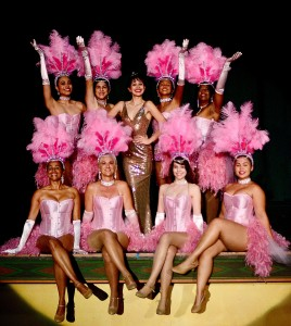 Gypsy and the Showgirls