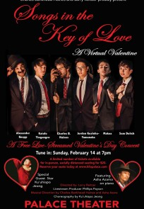 SONGS IN THE KEY OF LOVE poster WEB