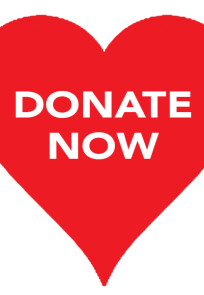 heart donate button now